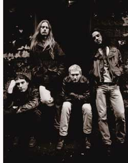 Os depresivos Alice in Chains